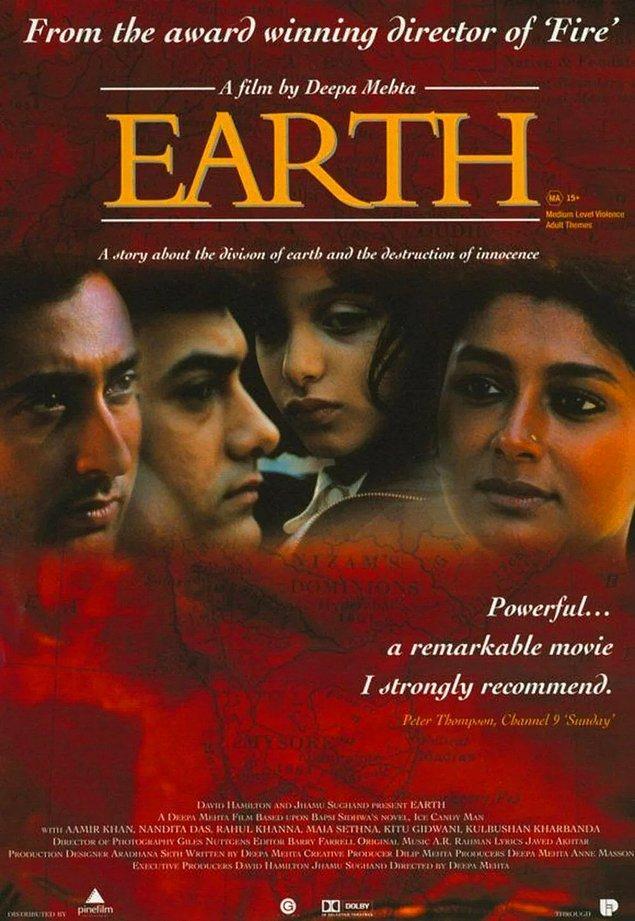 12. Earth (Toprak) - IMDb: 7.7
