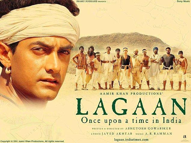 8. Lagaan: Once Upon a Time in India - IMDb: 8.1