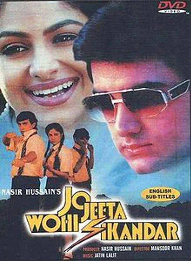 4. Jo Jeeta Wohi Sikandar - IMDb: 8.2