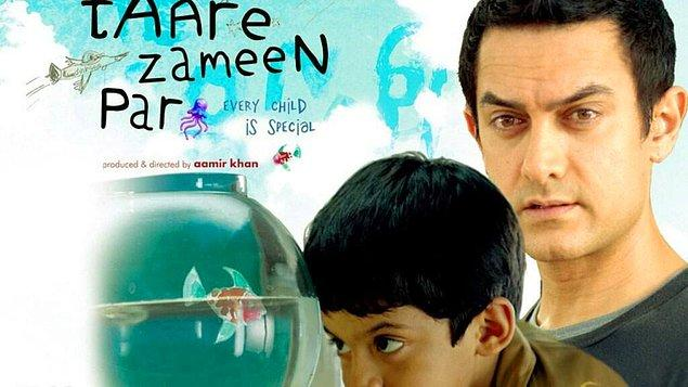 3. Taare Zameen Par (Her Çocuk Özeldir) - IMDb: 8.4