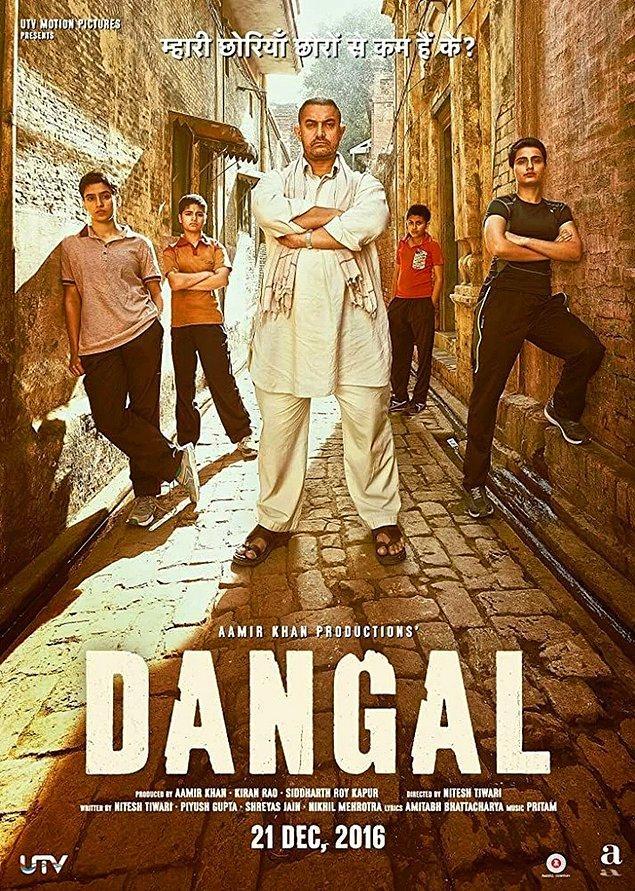 2. Dangal - IMDb: 8.4