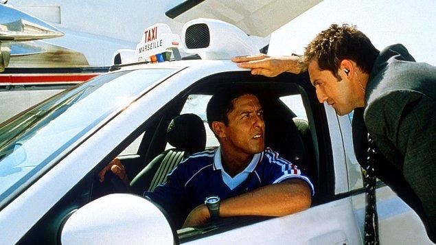 12. Taxi (Taksi) - IMDb: 7.0