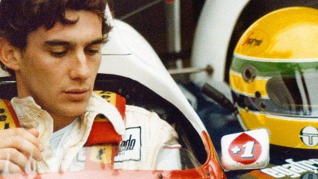 2. Senna - IMDb: 8.5