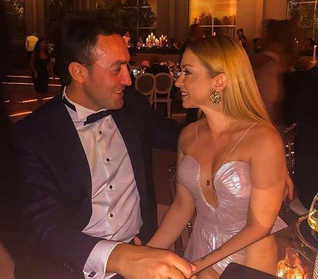 Şarkıcı Ece Seçkin ile pilot sevgilisi Çağrı Terlemez, uzun zamandır birlikteler biliyorsunuz.