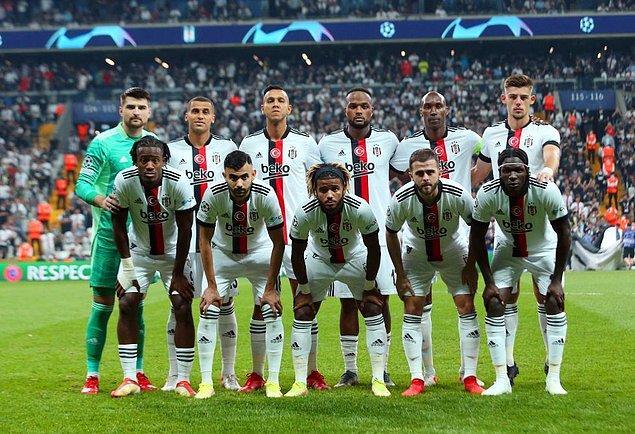 Beşiktaş, gruptaki ikinci maçında 28 Eylül Salı akşamı saat 19:45'te Ajax'a konuk olacak.
