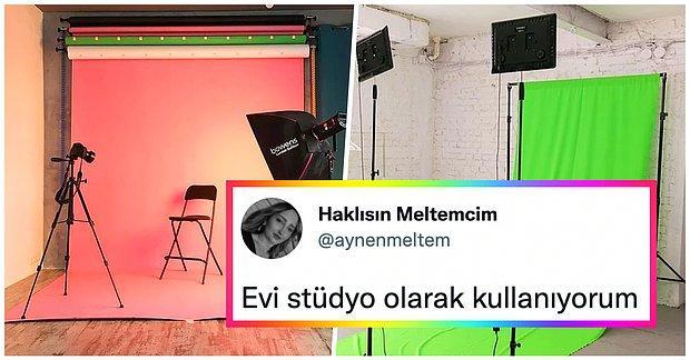 Evden Çalışmayı Adet Haline Getirenlerin Bir Odasını Fotoğraf Stüdyosuna Çevirmesini Sağlayacak Öneriler