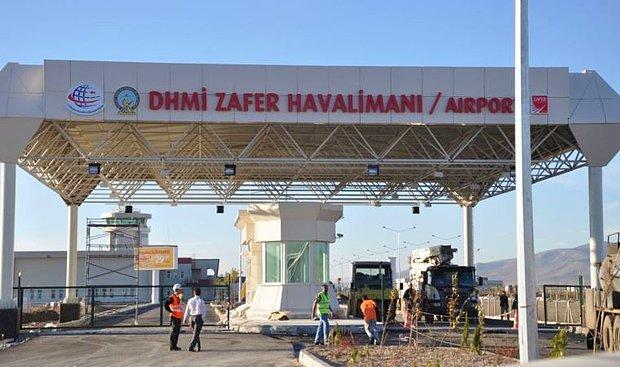 Yolcu Garantisi Yine Tutmadı: Zafer Havalimanı'nda 8 Aylık Zarar 4 Milyon 650 Bin Euro