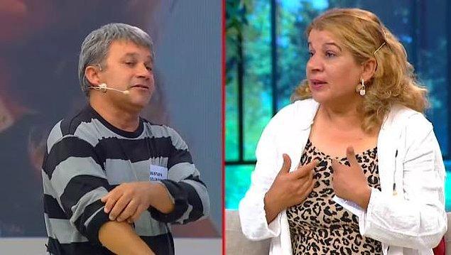 """""""Mustafa beni seviyor ben de Ömer'i. Ben 15 o da 16 yaşındaydı biz birbirimizi sevdik."""""""