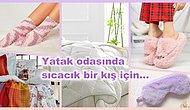 Yatak Odanızı Kışa Hazırlama Zamanı! Yorgandan Nevresime Sizi Sıcak Tutacak 12 Şey