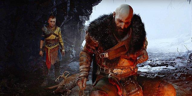 God of War: Ragnarök, 2022 yılında oyuncular ile buluşacak.