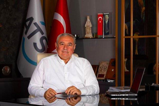 ATSO Başkanı Davut Çetin, Antalya'da 6 bin lira maaşla A sınıfı ehliyetli motokurye bulamadıklarını açıklamıştı.