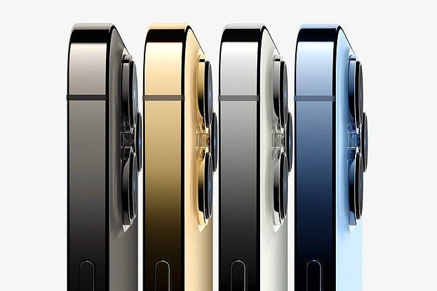 14 Eylül günü Apple yeni iPhone modellerini tanıttı, yeni modeller arasında iPhone 13 Mini, iPhone 13, iPhone 13 Pro ve 13 Pro Max yer alıyor.