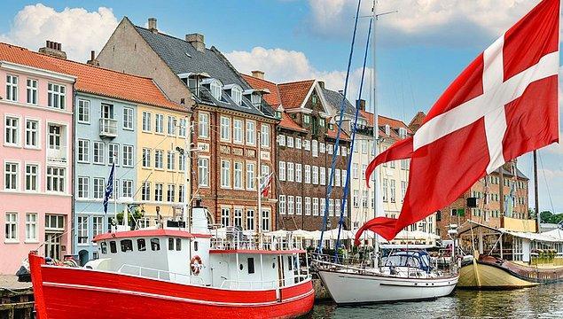 24. Danimarka: 6,9 gün