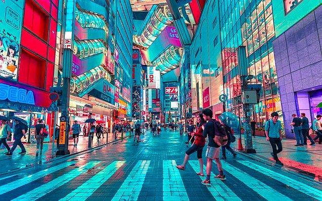 18. Japonya: 10,2 gün