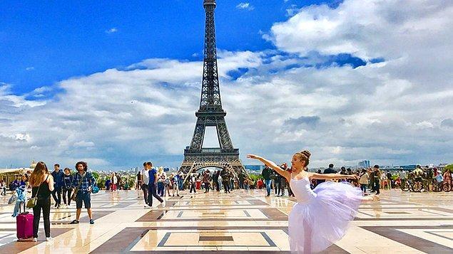17. Hollanda ve Paris: 10,3 gün