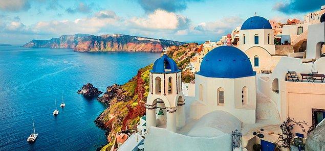10. Yunanistan: 25,1 gün