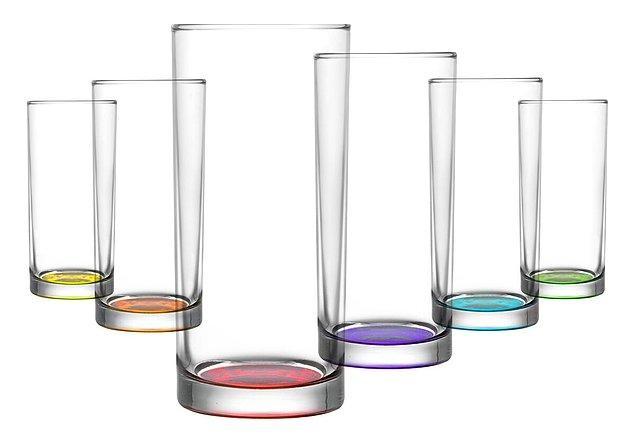 5. Büyük su bardağından başka bardakta su içmeyi sevmeyenler!