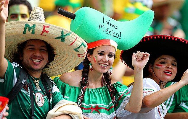 5. Meksika: 49,3 gün