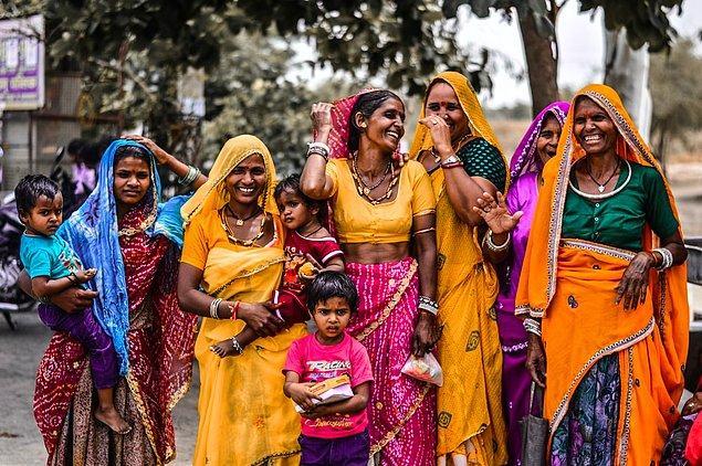4. Hindistan: 75,7 gün