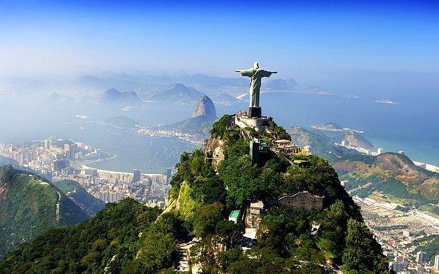 3. Brezilya: 79,2 gün