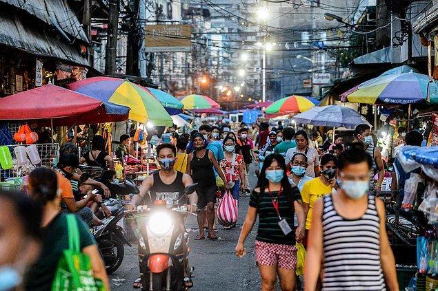 2. Filipinler: 90,2 gün