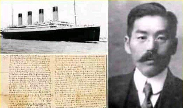 2. Titanik'ten kurtulmayı başaran tek Japon yolcu diğerleriyle birlikte ölmediği için kınanmış ve ülkesindeki işini kaybetmiştir.
