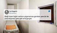 Şaka Değil: Yatak ve Dolaptan İbaret Havalandırmasız Odaya Aylık 900 TL İsteyen Ev Sahibi