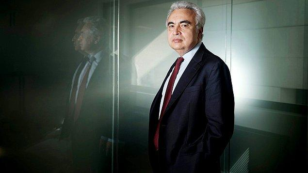 Kariyerinin başında  Petrol İhraç Eden Ülkeler Örgütü (OPEC)'nde petrol analisti olarak 7 yıl boyunca görev yaptı.