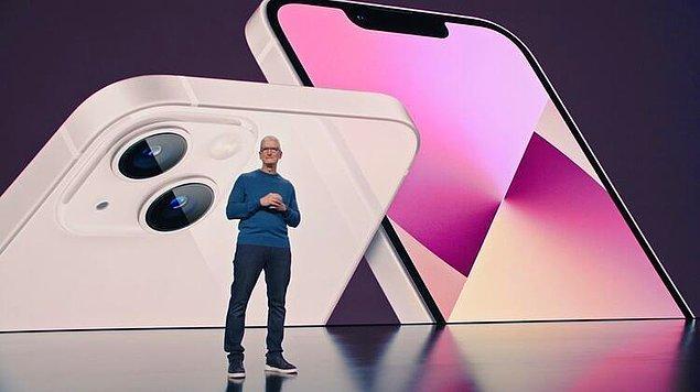 Bildiğiniz üzere geçtiğimiz günlerde Apple, yeni gözdesi olan iPhone 13'ün lansmanını yaparak telefonun özelliklerini paylaştı bizlerle.