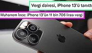 Apple'ın Yeni Gözdesi iPhone 13 Paralel Bir Evrende ÖTV'siz Satılıyor Olsaydı Fiyatı Ne Kadar Olurdu?