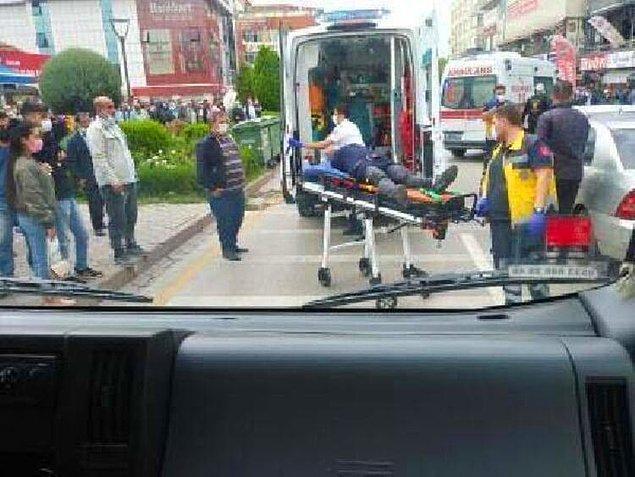 Kaymakam: 3 kişi yaralandı