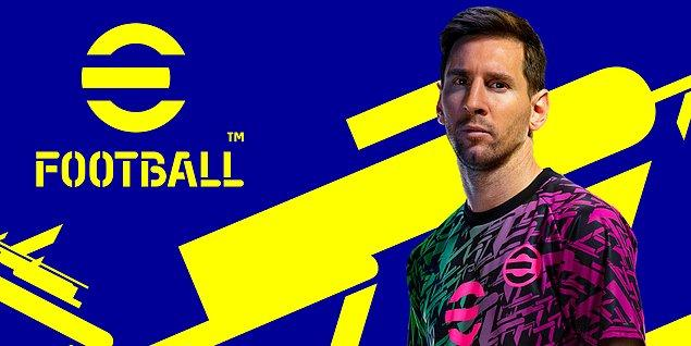 eFootball 2022 sistem gereksinimleri.
