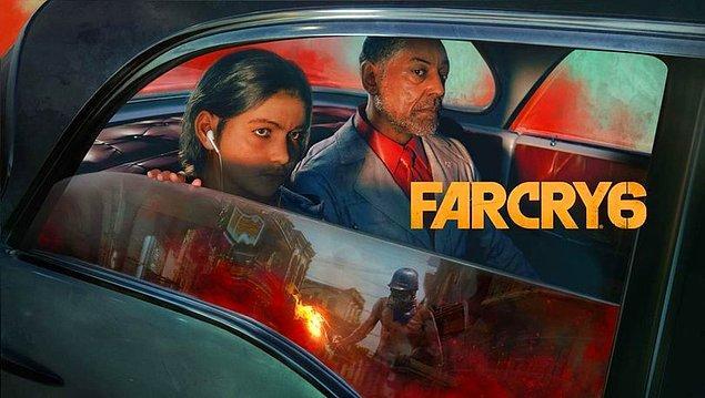 3. Breaking Bad'in kötüsü final boss olarak karşımıza çıkarsa: Far Cry 6