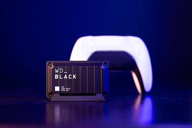 Tüm bu oyunlara sahip olduğunda WD_Black SDD'ler sayesinde arkanda bir tanesini bile bırakmana gerek kalmayacak!