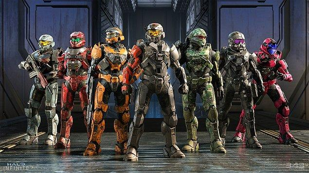 5. Yoksa serinin en iyi oyunu mu geliyor?: Halo Infinite