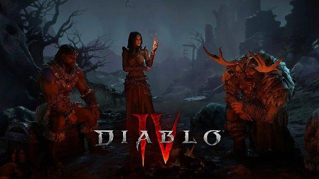 10. Beklemeye yürek dayanmıyor: Diablo IV
