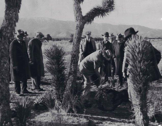 Çiftlikteki kümesin altında insan kalıntıları bulan polisler, Gordon'u sorguya çektiklerinde tüm cinayetleri öğrendi.