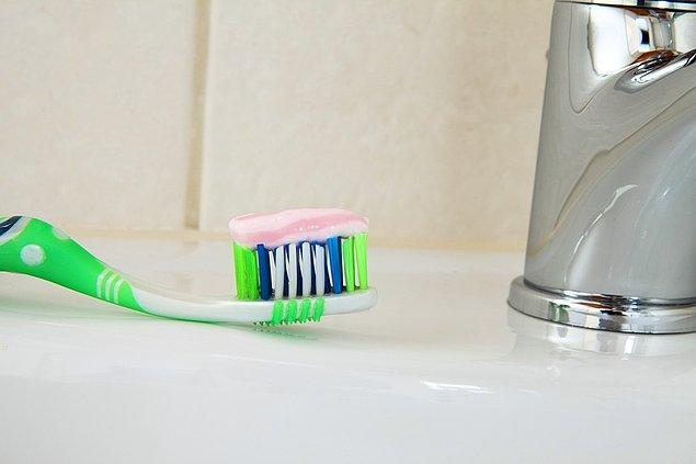 6. Diş Macunu