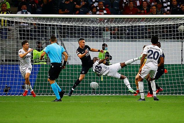 Kalan dakikalarda başka gol olmayınca maç 1-1 sonuçlandı.