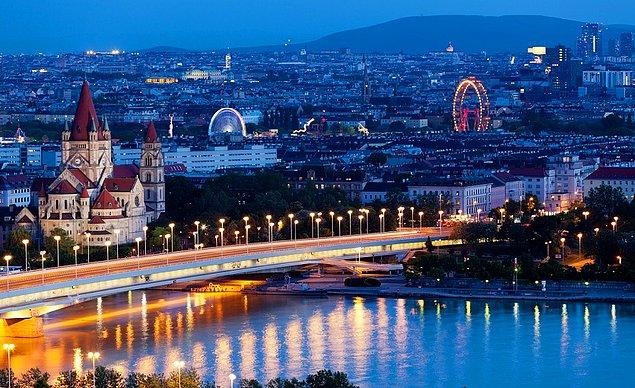 Viyana'da Şnitzel yiyor gibi hissetmenizi umuyoruz.