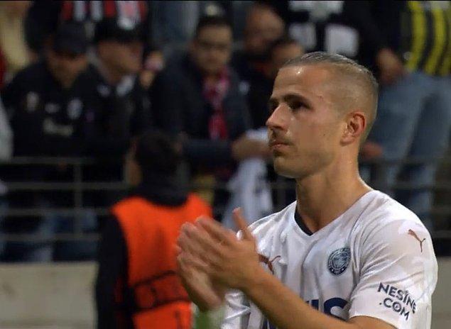 Son dakikada Pelkas ile penaltı kaçıran Fenerbahçe galibiyete yok yaklaştı ama 3 puanı alamadı.