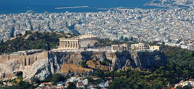 16. Atina - Yunanistan (M.Ö 1400)