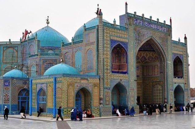 15. Belh - Afganistan (M.Ö. 1500)