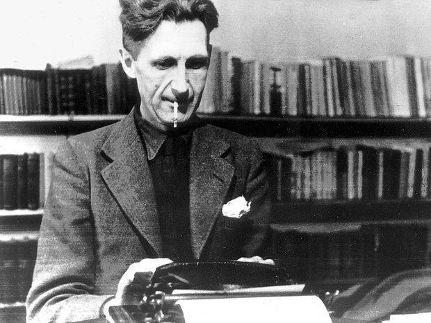 George Orwell Kimdir? George Orwell'ın Hayatı, Ölümü ve Eserleri...