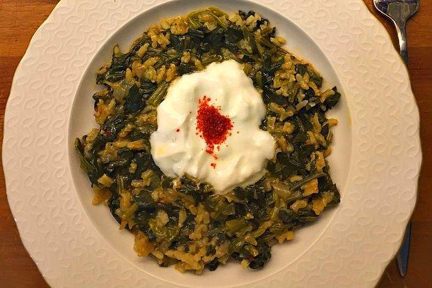Ispanak Yemeği Tarifi: Ispanak Yemeği Nasıl Yapılır?