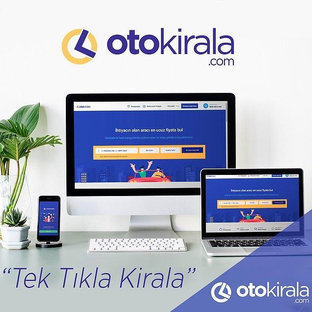 OtoKirala.com İle Kampanyalı Araç Kiralaması Yapın.
