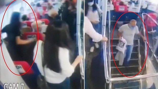 Deniz Otobüsünde Kadına Taciz: Çocuk İstismarından da Aranan Saldırgan Tutuklandı