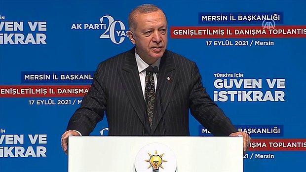 """Cumhurbaşkanı Erdoğan: """"Birileri Diyor ki 'Z Kuşağı Y Kuşağı Muhalefetin Yanında' Hayır! Buradalar"""""""