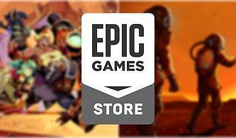 Epic Games Toplamda 57 TL Değerindeki İki Oyunu Kullanıcılarına Ücretsiz Olarak Sunuyor