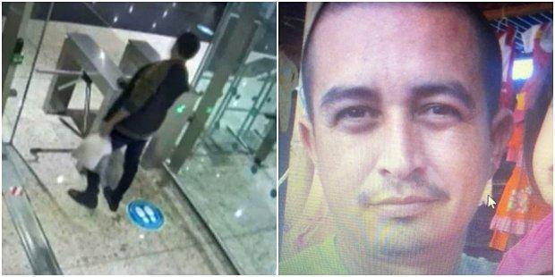 O Anlar Kamerada: Midesindeki Kokain Patlayan Uyuşturucu Kuryesi, İstanbul Havalimanı'nda Öldü